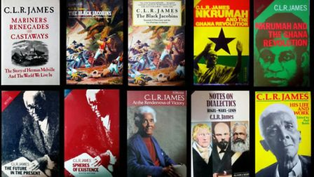 Allison Busby book covers (Photo: Picasa)