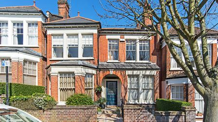 Woodland Rise, Muswell Hill, N10, £2,050,000, Goldschmidt and Howland, 020 8347 2600