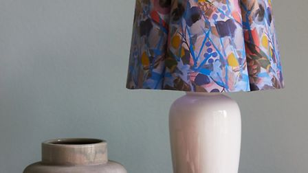 Freeborn is on a mission to banish boring lampshades