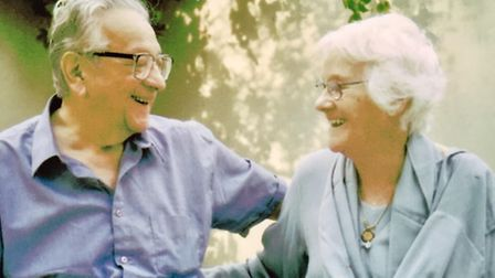 Manny and Kay Hurwitz, founders of the YMC