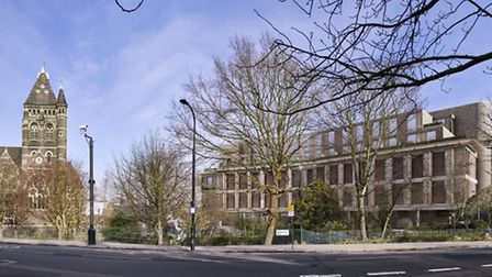 The Pears building will host the new and expanded UCL Institute of Immunity and Transplantation (II