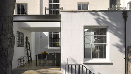 Kent Terrace, Belsize Architects