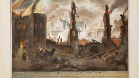 The Great Fire of London changed the face of the city forever