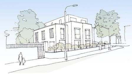 StreetPlot have got permission to turn old garages into three mews houses