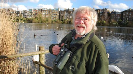 Bill Oddie has signed a petition to create a refuge for swans and wildlife on the Model Boating Pond