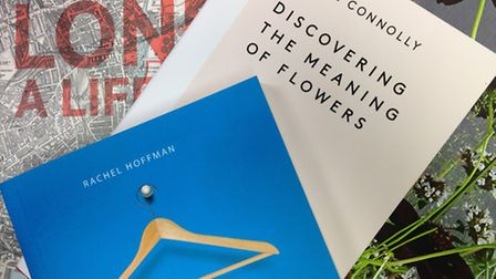 From a no nonsense guide to clutter to decoding floral arrangements these February book releases wil