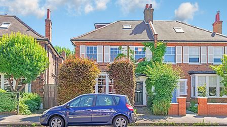 St Albans Road, NW5, £2,550,000, Benham and Reeves, 020 7284 0101