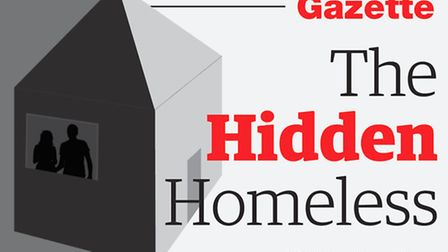 Support the campaign by tweeting using the hashtag #HiddenHomeless