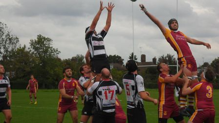Hampstead travel to Harpenden this Saturday where they haven't won in nine years.