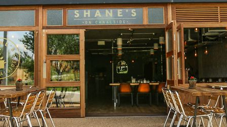 Shane's on Canalside