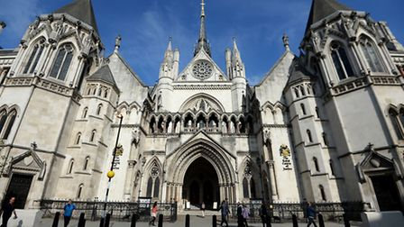 The High Court Picture: Andrew Matthews/PA
