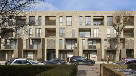 Ely Court is the only British project in the final five shortlisted for the European Union Prize for