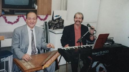 A celebration at the Turkish Cypriot Cultural Association