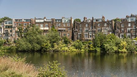 The landlord's property is in South Hill Park, Hampstead