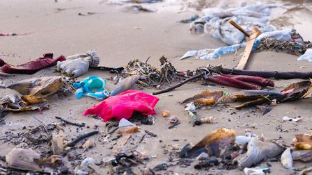 The scheme is hoped to reduce the amount of plastic impacting on the environment. Picture: GETTY IMA