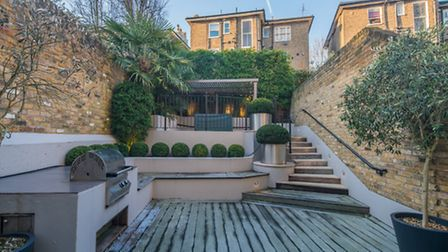 Buckland Crescent, NW3, �4,350pw