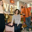 Emma Flood, Avril Castellazzo and Walter Castellazzo at WCD Highgate High Street