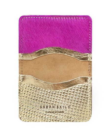 Sarah Baily credit card holder, WCD Designs