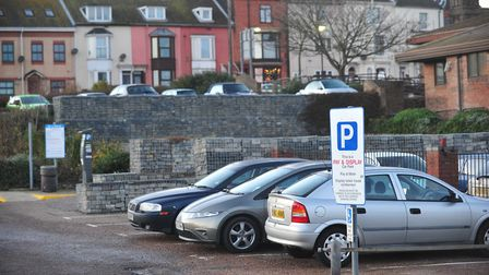 Waveney District Council is offering free parking in all council-owned car parks on Christmas Eve. P