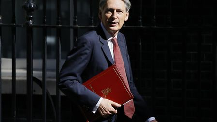 This was the first spring budget given by Philip Hammond. Picture: PA Images.