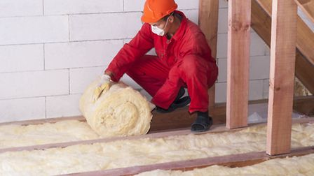 Properly insulating your property is one of the best ways to stop heat loss