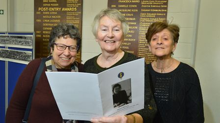 South Hampstead High School held an alumnae event to celebrate the life of former teacher Marjorie M