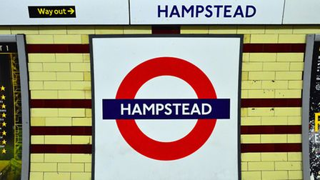 Hampstead is well connected by underground and bus routes