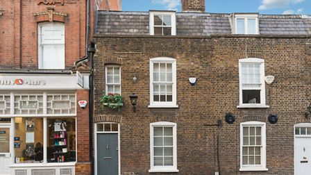 Perrins Lane, Hampstead Village,NW3 1QY, £2,000,000