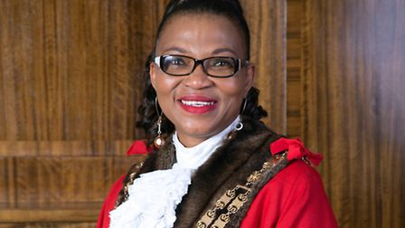 Sade Etti is a former speaker of Hackney.