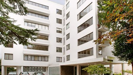 The Modernist marvel at Highpoint I