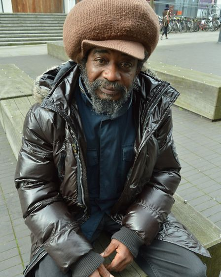 Cecil Hayes needs �808 to get his job, and his life, back. Picture: Polly Hancock
