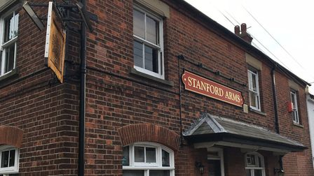 The Stanford Arms has been honoured with a special award after reaching the final four of CAMRA's Na