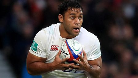 Saracens' Billy Vunipola in action for England. Picture: MIKE EGERTON/PA WIRE