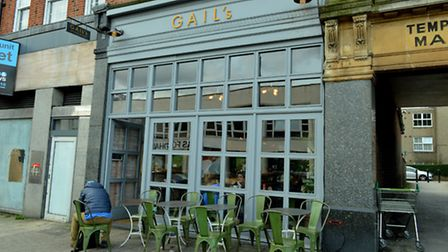 Gail's bakery in Temple Fortune
