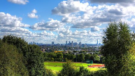 Prime London addresses such as Hampstead are a big draw for Iranian ultra-high-net-worth investors