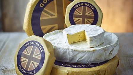 The Godminster Brie