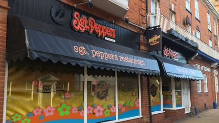 Nearly £1,000 has been stolen from Sgt Peppers, in Lowestoft High Street, during an overnight break-