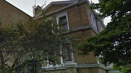 Wesley's Chapel. Photo: Google street view
