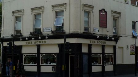The Acorn in Queensbridge Road was set to be demolished by Macneil UB40 Ltd and rebuilt with a seve