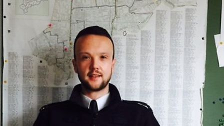 Pc Stephen Poet
