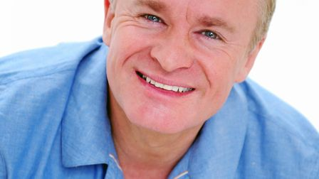 Comedian Bobby Davro will provide the laughs alongside the boxing action