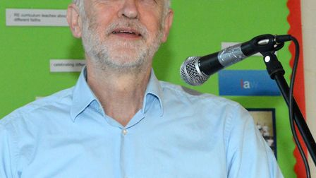 Labour leader Jeremy Corbyn wants to bring in free meals for all primary school students.