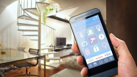 Smart homes are here, your phone controls your heating, your microwave responds to your voice and yo