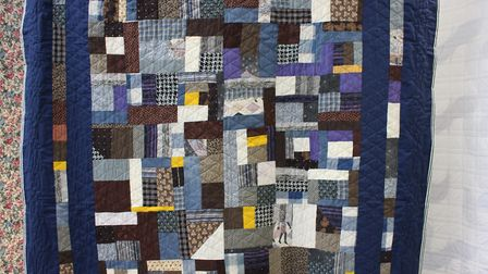 Tracy Chevalier: Mrs. Reed's Quilt: Homage to Gee's Bend