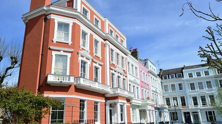 A property on Chalcot Square in Primrose hill sparked a bidding war - once the price came down