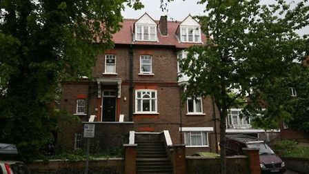 26 Netherhall Gardens. Picture: Josh Exell