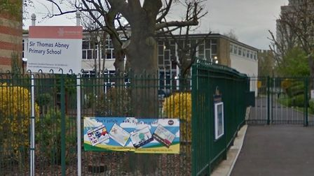 Sir Thomas Abney Primary School in Fairholt Road, Manor House. Picture: Google Maps