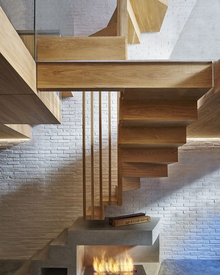 Modern Mews is a marvel of Japanese-inspired interior design in the heart of London