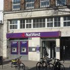 The Nat West branch in Hampstead High Street is earmarked for closure