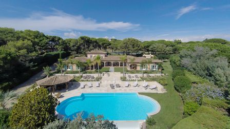 St Tropez House uses video footage shot by drones to better advertise their luxury holiday rentals